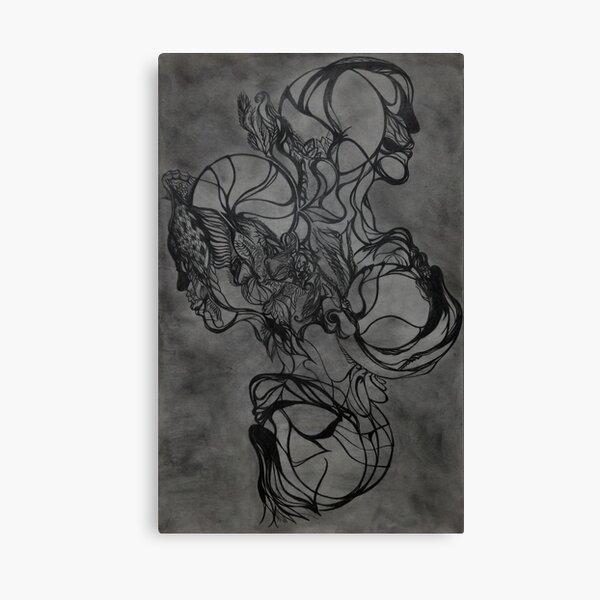 HeadSpace Decorative Art Piece Canvas Print