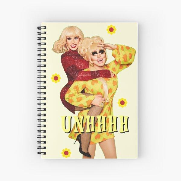 unhhhh <3 Spiral Notebook