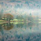 grassmere autumn by alanranger