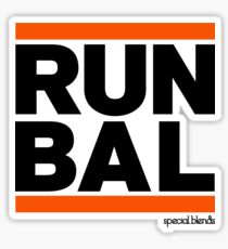 Run Baltimore BAL (v1) Sticker