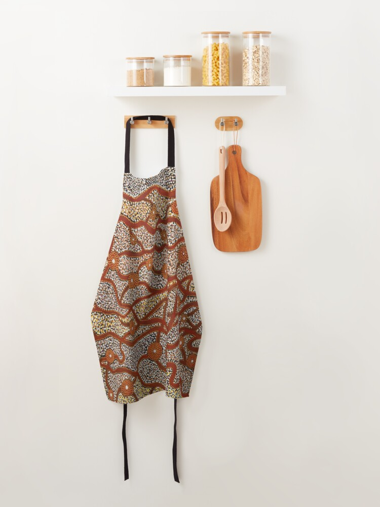 Alternate view of Majestic Mountains Apron
