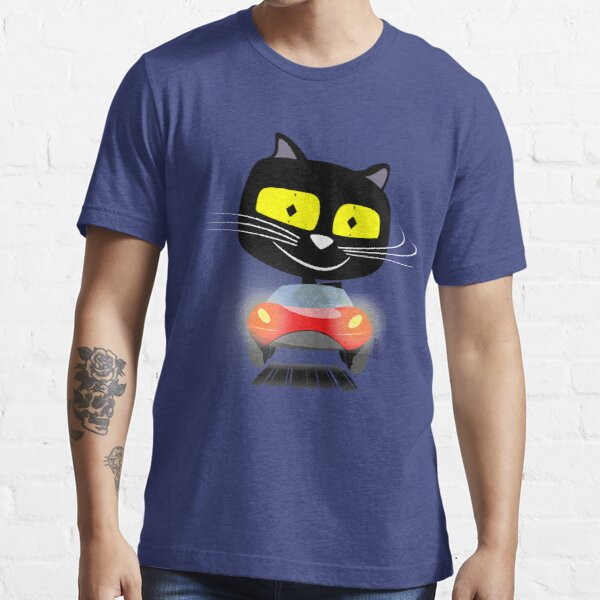 Le Chat Marchal T-shirt essentiel