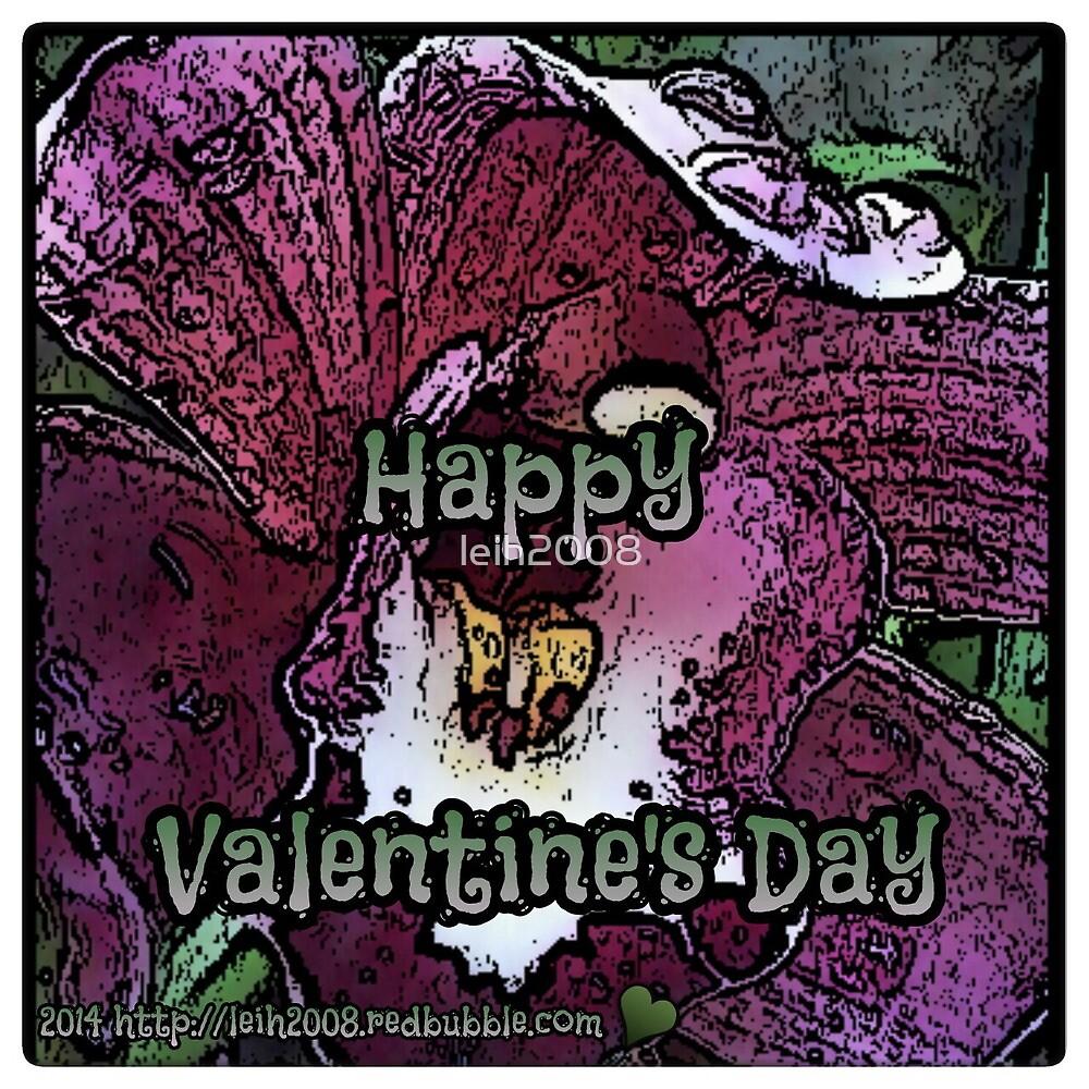 Happy Valentine's Day by leih2008