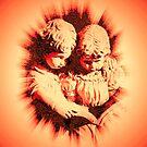 Jesus Loves The Little Children by Marie Sharp