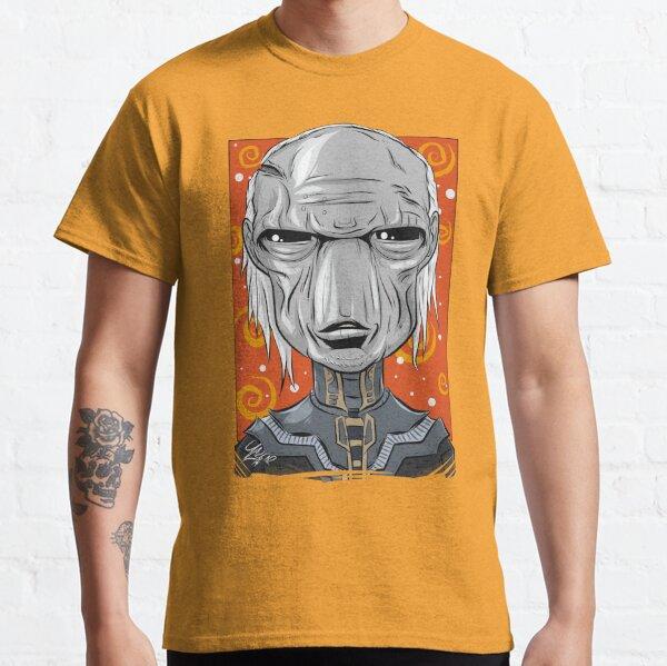 Pop Culture Caricature #2 - Ebony Maw Classic T-Shirt