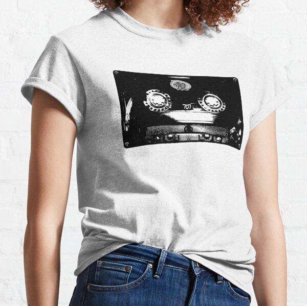 Cassette Logo - Grey 707 Classic T-Shirt