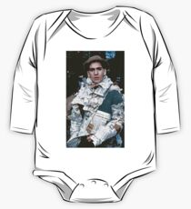 c : Man In newspapers ! collector  1997  1  (c)(h) by Olao-Olavia / Okaio Créations One Piece - Long Sleeve