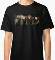 Stargate SG1 - SG1! Classic T-Shirt