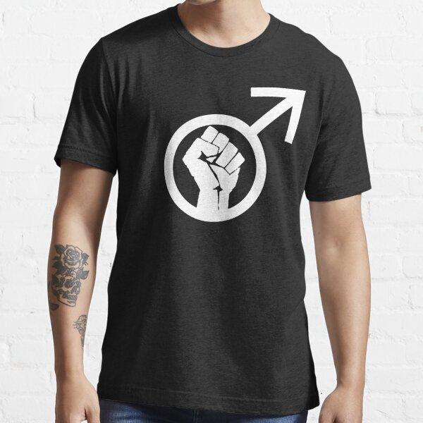 Symbol für Männerrechtsaktivismus Essential T-Shirt