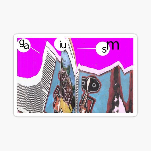 Gaiusm Sticker