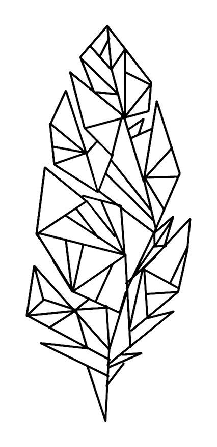 Feather Tattoo - Kian Lawley  [Original] by FredrikTDG