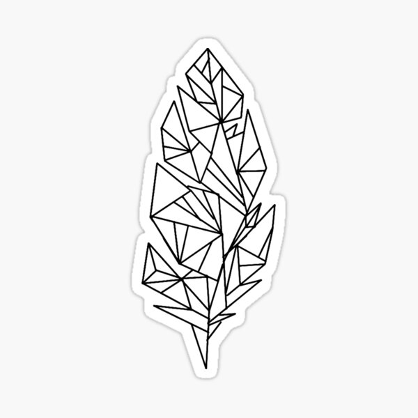 Federtattoo - Kian Lawley [Original] Sticker