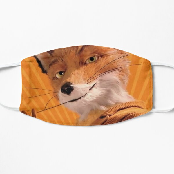 Fantastic Mr Fox Face Masks Redbubble