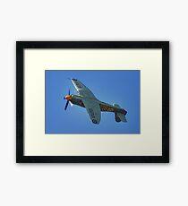 Sea Fury - Shoreham - 2013 Framed Print