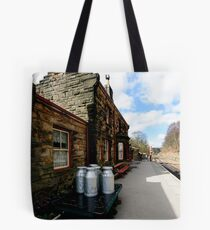 Goathland Railway Station Tote Bag