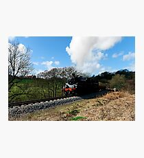 Approaching Goathland Photographic Print