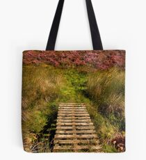 The Heather Is Out Tote Bag