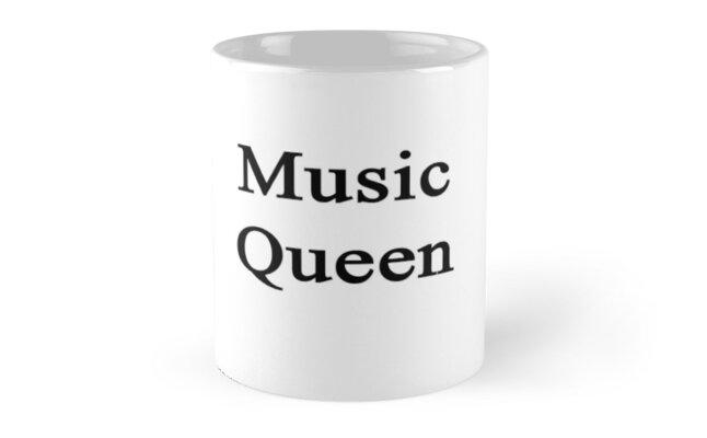 Music Queen  by supernova23