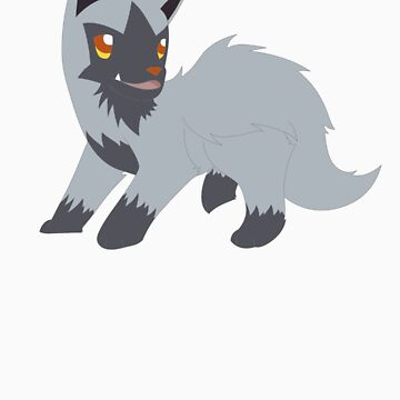 Poochyena Pup by Reddn