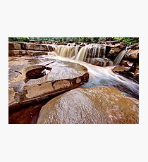 Lower Wainwath Force Photographic Print