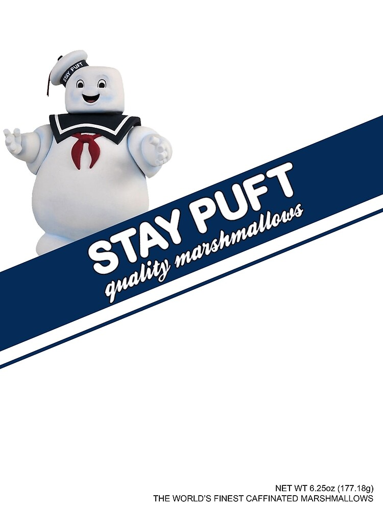 Stay Puft Marshmallow  by BenPrudhoe