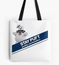 Stay Puft Marshmallow  Tote Bag