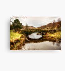 Watendlath, Lake District Canvas Print