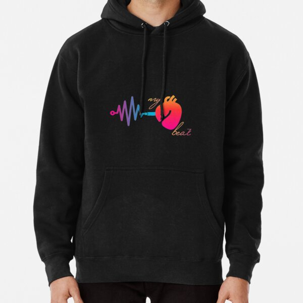 My heart beat t-shirt | heart beat t-shirt proshop Pullover Hoodie
