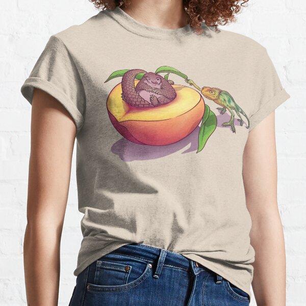 Peach-a-boo! Classic T-Shirt