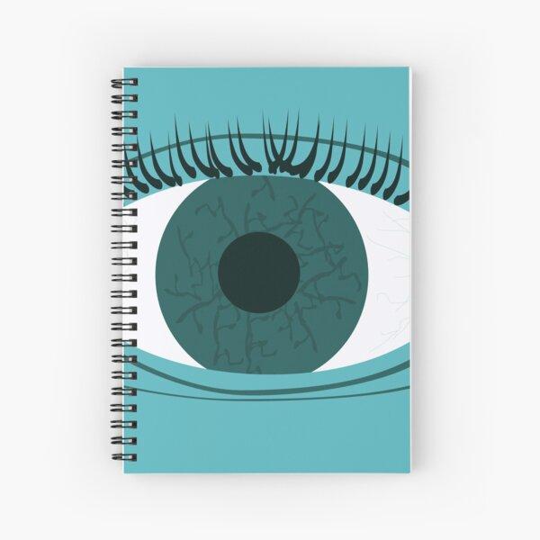 The Mind's Eye Spiral Notebook