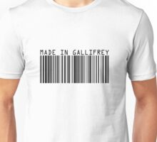 Made In Gallifrey Unisex T-Shirt