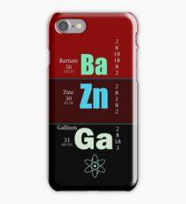 Bazinga!! iPhone Case/Skin