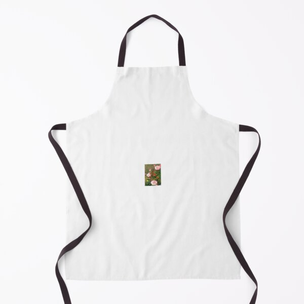 Concept of love Apron