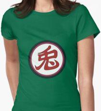 兎 Women's Fitted T-Shirt