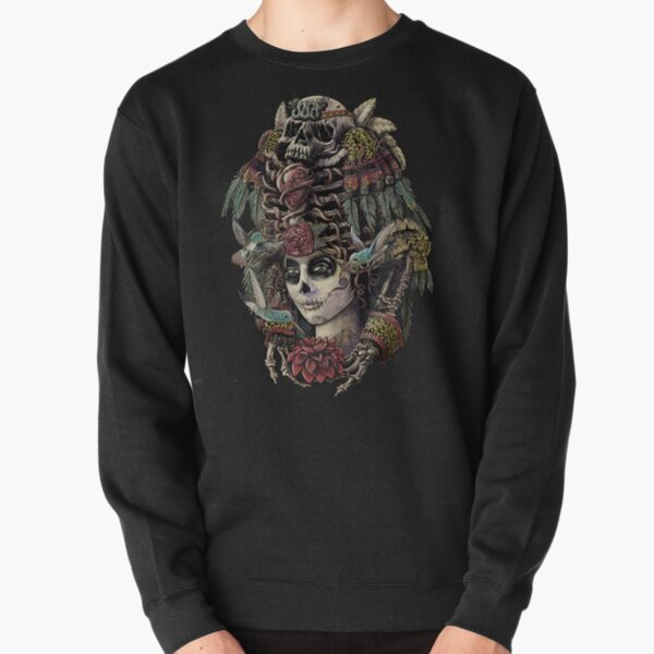 Day of the Dead (Ancient Guardians) Pullover Sweatshirt