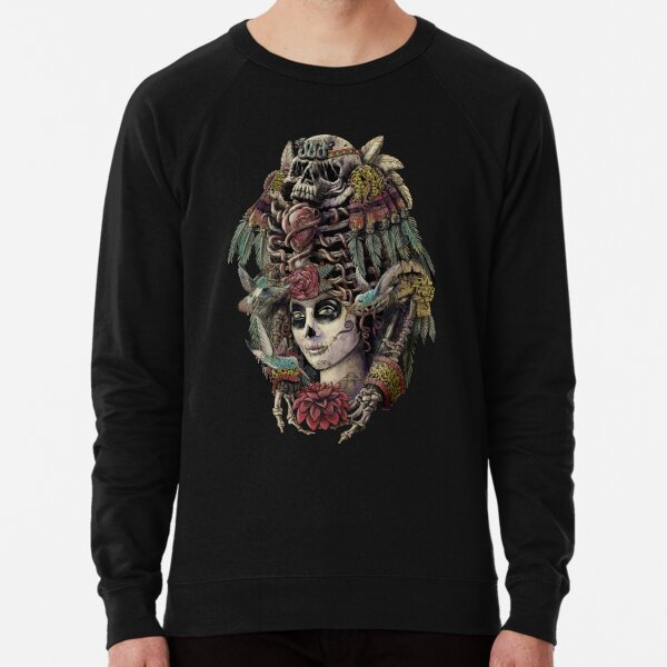 Day of the Dead (Ancient Guardians) Lightweight Sweatshirt