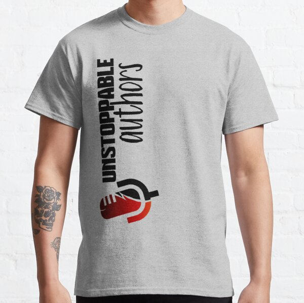 Unstoppable Authors Logo Classic T-Shirt