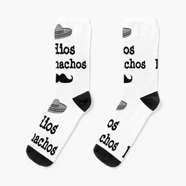 Forky custom crew socks