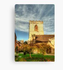 St Marys Church, York Canvas Print