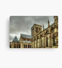 The Minster Canvas Print