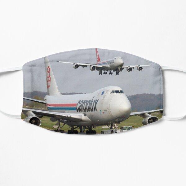 Double Cargolux Flat Mask