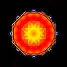 Mandala- Mod 7 by Ronny Falkenstein - 2