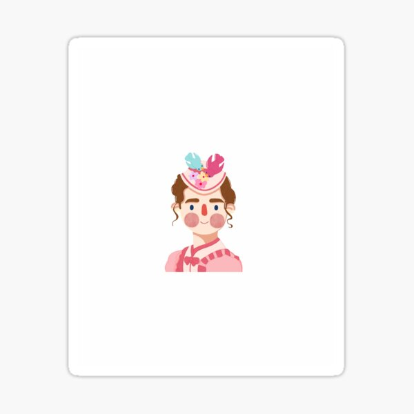 Mary Poppins Returns - The Royal Doulton Music Hall Sticker