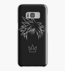 Minimal Sora from Kingdom Hearts Samsung Galaxy Case/Skin