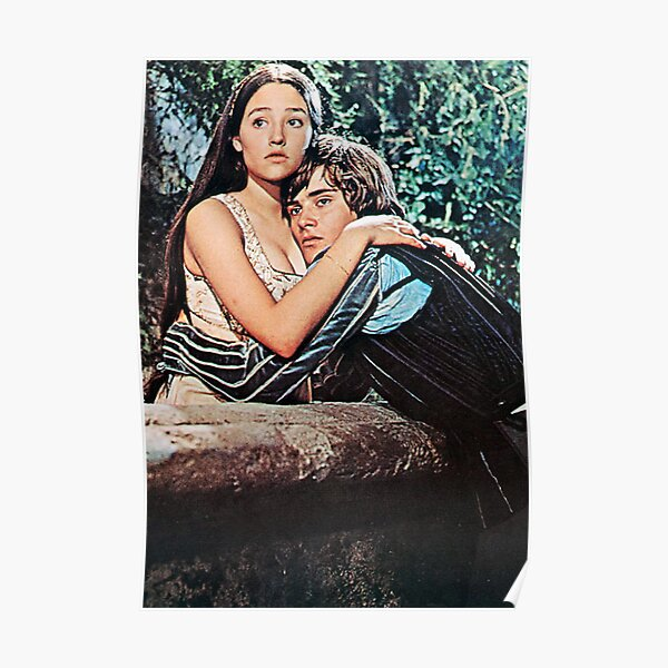 Romeo and Juliet 1968 Poster