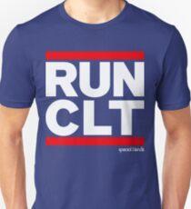 Run Charlotte CLT (v2) Unisex T-Shirt
