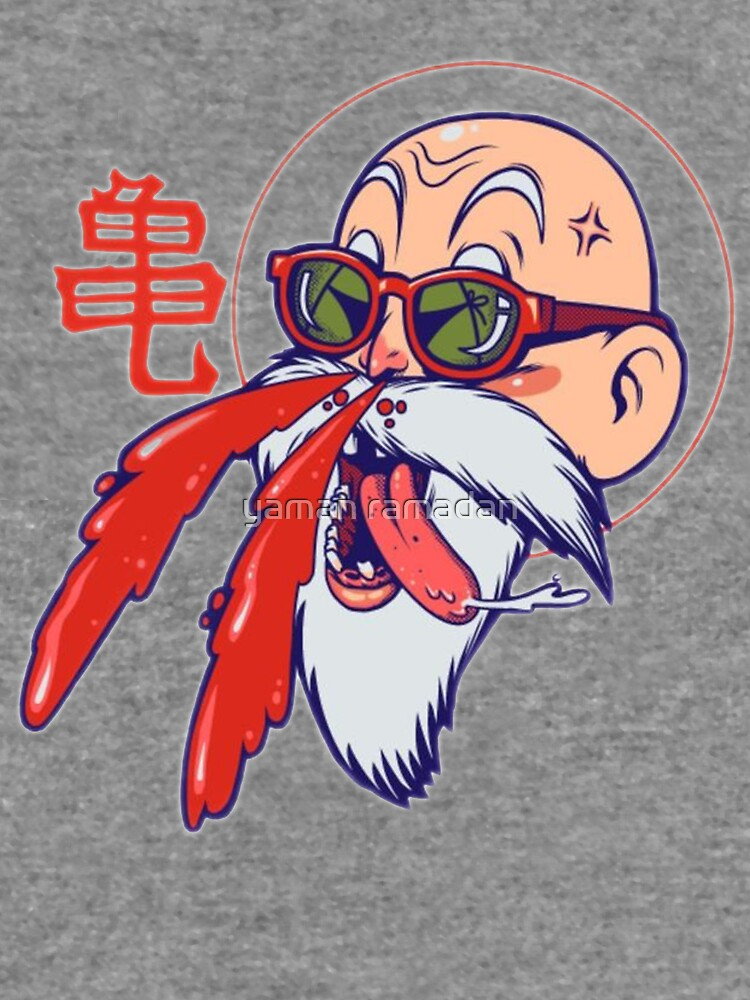 Hentai old man master roshi Lightweight Hoodie by mr-aa