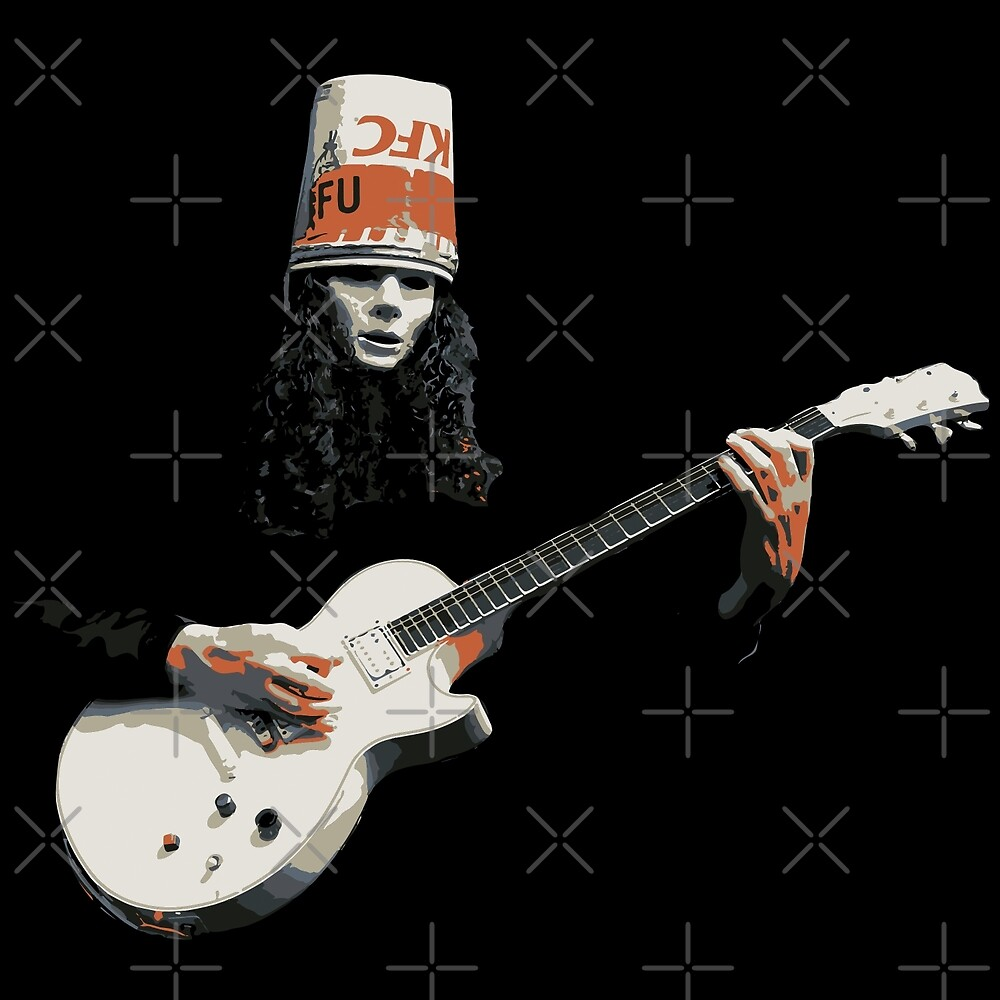 Buckethead by 1337designs