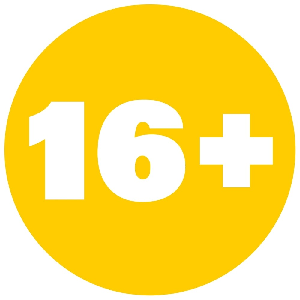 16+ - yellow by Hell-Prints