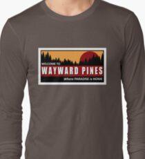 Welcome to Wayward Pines T-Shirt